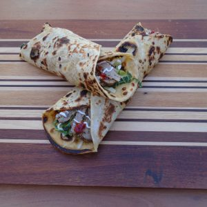 Packed lunch slow cooker lamb kebab recipe