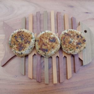 thai tuna fishcakes packed lunch recipe